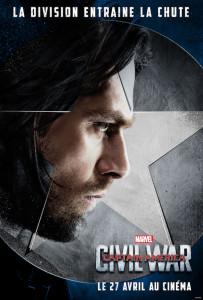 Soldat d'Hiver - Captain America Civil War