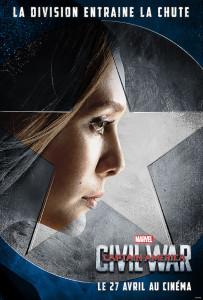 Sorciere Rouge - Captain America Civil War