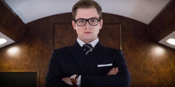 Taron Egerton dans Kingsman - Service Secret
