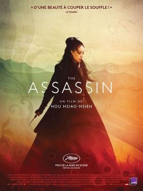 The Assassin de Hou Hsiao-hsien - affiche