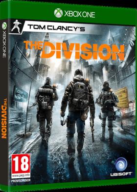 The Division - jaquette