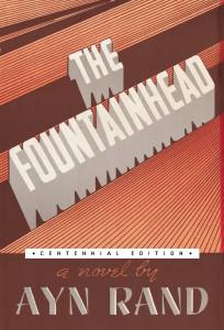 The Fountainhead - livre