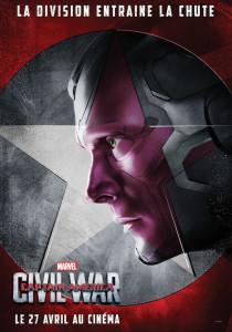 Vision - Captain America Civil War