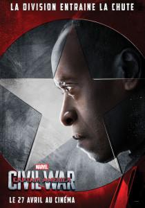 War Machine - Captain America Civil War