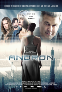 Andron The Black Labyrinthe - nouveau poster