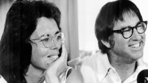 Billie Jean King et Bobby Riggs - La Bataille des Sexes