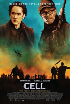 Cell - affiche