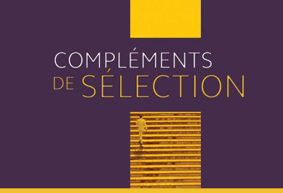 Complement de Selection - Cannes 2016