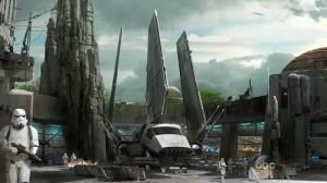 Dessin Star Wars Land