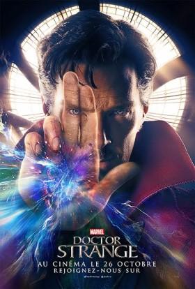 Doctor Strange - affiche francaise