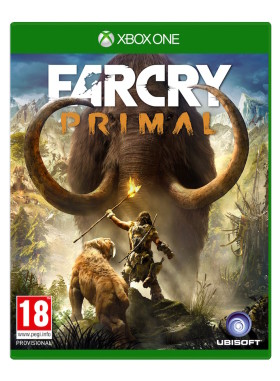 Far Cry Primal - jaquette