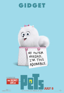 Gidget - Comme des betes (The Secret Life of Pets)