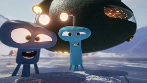 Invasion de Eric Darnell - extraterrestres