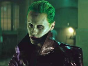Jared Leto (le Joker) - Suicide Squad