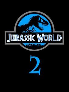Jurassic World 2 - poster logo