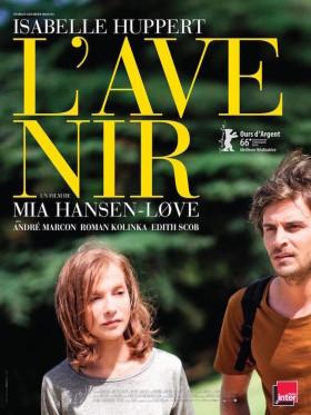 L'Avenir de Mia Hansen-Love - affiche
