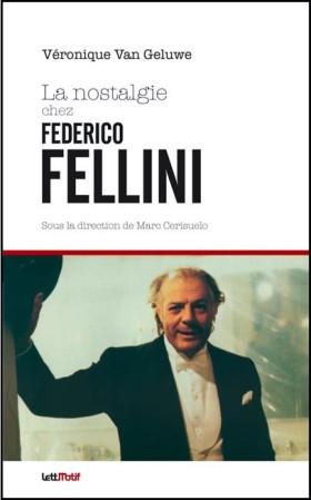 La Nostalgie chez Federico Fellini - couverture