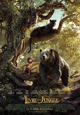 Le Livre de la Jungle de Jon Favreau - affiche