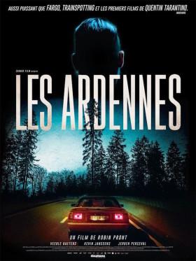 Les Ardennes - affiche