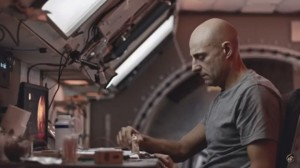Mark Strong - Approaching the Unknown