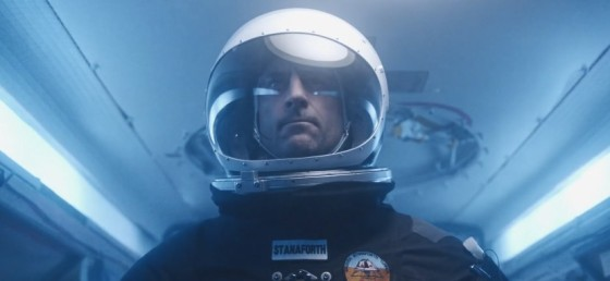 Mark Strong dans Approaching the Unknown