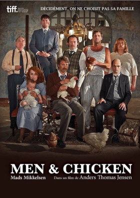 Men and Chicken de Anders Thomas Jensen - affiche