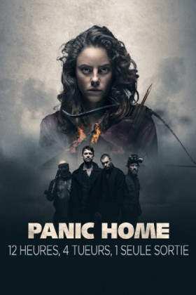 Panic Home - affiche
