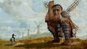 The Man who Killed Don Quixote de Terry Gilliam