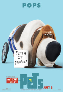 Pops - Comme des betes (The Secret Life of Pets)