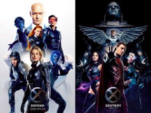 Posters X-Men Apocalypse