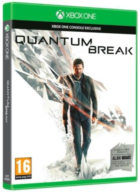Quantum Break - couverture