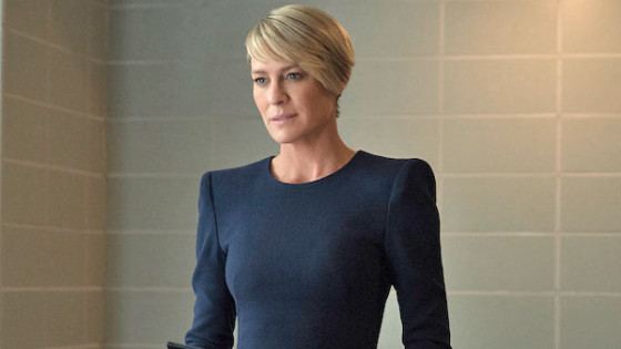 Robin Wright - Photo House of Cards