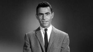 Rod Serling créateur The Twilight Zone