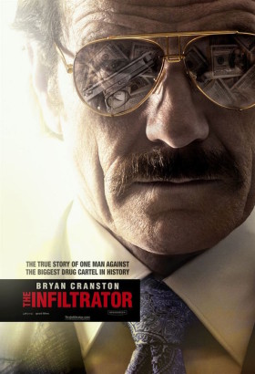 The Infiltrator - affiche