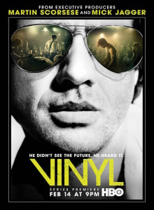 Vinyl - poster