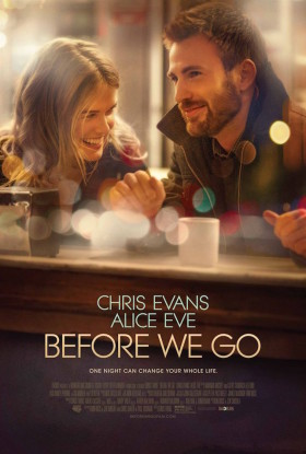 Before we Go - affiche