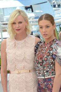 Charlise Theron, Adele Exarchopoulos