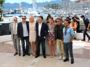 Equipe de The Last Face - Charlize Theron,Javier Bardem,Adele Exarchopoulos,Jared Harris,jean reno,Zubin Cooper,Sean Penn