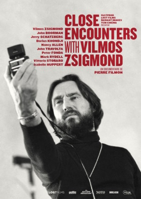 Close Encounters with Vilmos Zsigmond - affiche