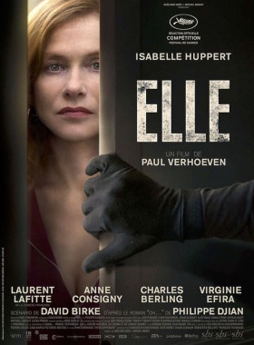 Elle de Paul Verhoeven - affiche