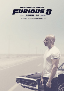Fast and Furious 8 - affiche