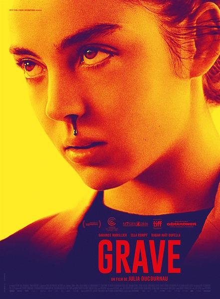 Grave - affiche