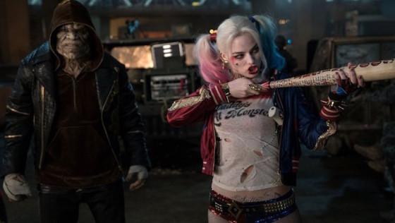 Harley Quinn (Margot Robbie) dans Suicide Squad