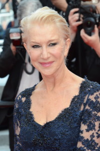 Helen Mirren / Philippe Prost, photographe pour CineChronicle au 69e Festival de Cannes