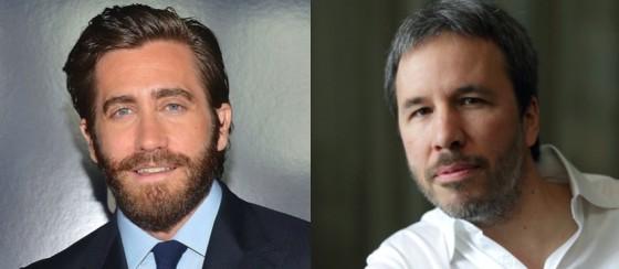 Jake Gyllenhaal et Denis Villeneuve
