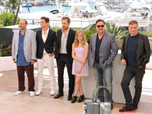 Equipe The Nice Guys - Cannes 2016 – Photo Philippe Prost pour CineChronicle