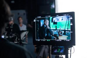 John Malkovich - 100 Years tournage