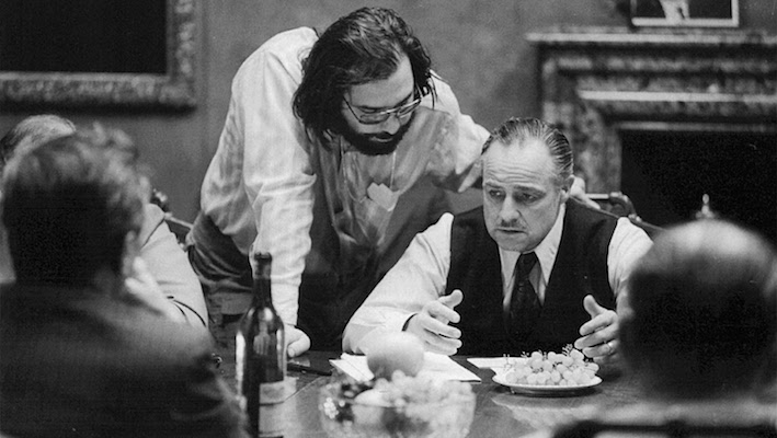 Le Parrain (The Godfather) de Francis Ford Coppola avec Marlon Brando
