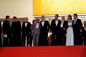 Matt Palmieri, Zubin Cooper, Dylan Penn, Sean Penn, Jean Reno, Adele Exarchopoulos, Hopper Penn, Charlize Theron