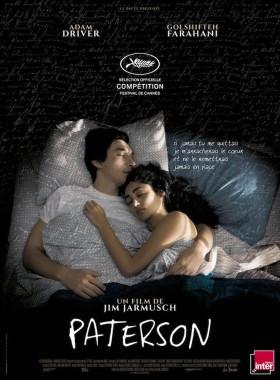 Paterson de Jim Jarmusch - affiche
